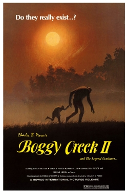 watch-Boggy Creek II: And the Legend Continues