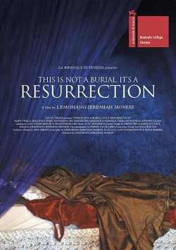 watch-This Is Not a Burial, It's a Resurrection