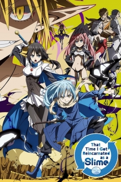 watch-That Time I Got Reincarnated as a Slime