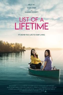 watch-List of a Lifetime